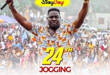 Stay Jay 24th Jogging