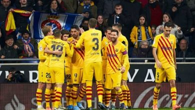 Barcelona fc test negative for coronavirus