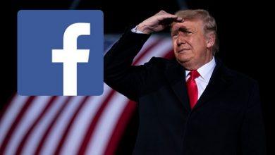 Facebook extends Trump account ban