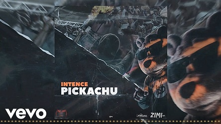 Intence Pickachu