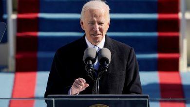 Joe Biden Sworn in as 46th US President