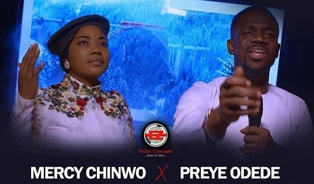 Mercy Chinwo EZE ft. Preye Odede Official Video