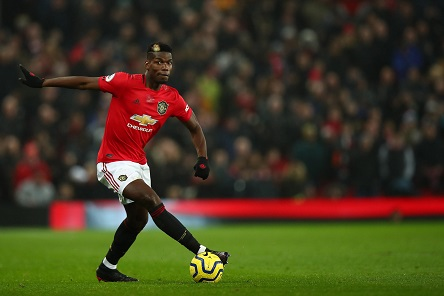 Paul Pogba Gives Update on Manchester United Contract Talks