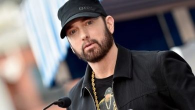 See What Eminem Said About Rapper of All Time