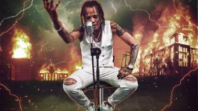 Tommy Lee Sparta - Holding On