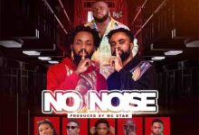 Dead Peepol Ft Big C x Bosom P-Yung x Kweku Flick x Kofi Pages x Wendy Shay x Malcolm Nuna No Noise