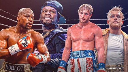 Floyd Mayweather Accepts 50 Cent's Boxing Challenge