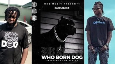 Guru - Who Born Dog Kuami Eugene Diss