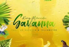 King Monada Ft Dr Rackzen x Tellametro - Savanna
