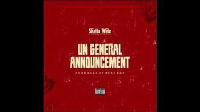 Shatta Wale - UN General Announcement Samini Diss