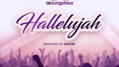 AK Songstress - Hallelujah