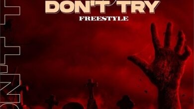 Chichiz Dont Try Freestyle