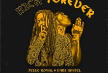 Vybz Kartel - Rich Forever Ft Jesse Royal