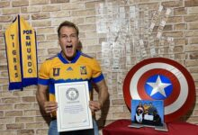 Florida Man Sets Guinness World Record for Watching 'Avengers Endgame