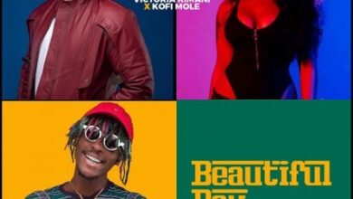 Lord Paper Ft Victoria Kimani x Kofi Mole Beautiful Day Remix