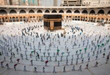 Volunteers Distribute 10000 Iftar Meals a Day in Makkah