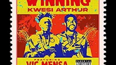 Kwesi Arthur Ft Vic Mensa Winning