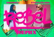 shenseea ft stefflon don rebel remix